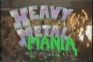 MTV Heavy Metal Mania