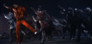 Michael Jackson Thriller video dance