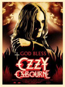 God Bless Ozzy Osbourne film poster