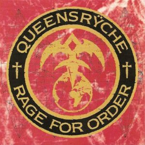 Queensryche - Rage For Order podcast Episode 3