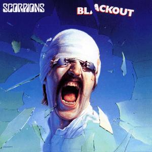 Scorpions - Blackout album cover