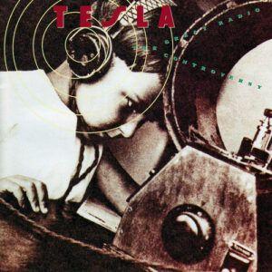 Tesla - The Great Radio Controversy album cover
