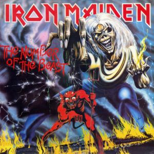 Iron Maiden - The Number of the Beast podcast Episode 6
