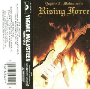 Yngwie Malmsteen album cover