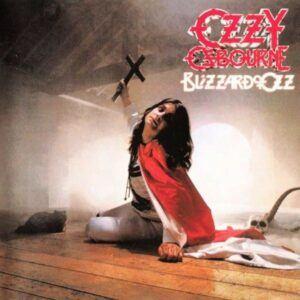 Ozzy Osbourne Blizzard Of Oz album cover